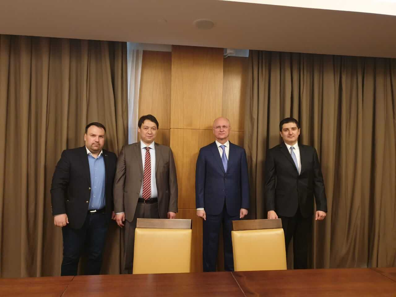 Signing of a contract for Sultan trademark product supply to the Republic of Uzbekistan