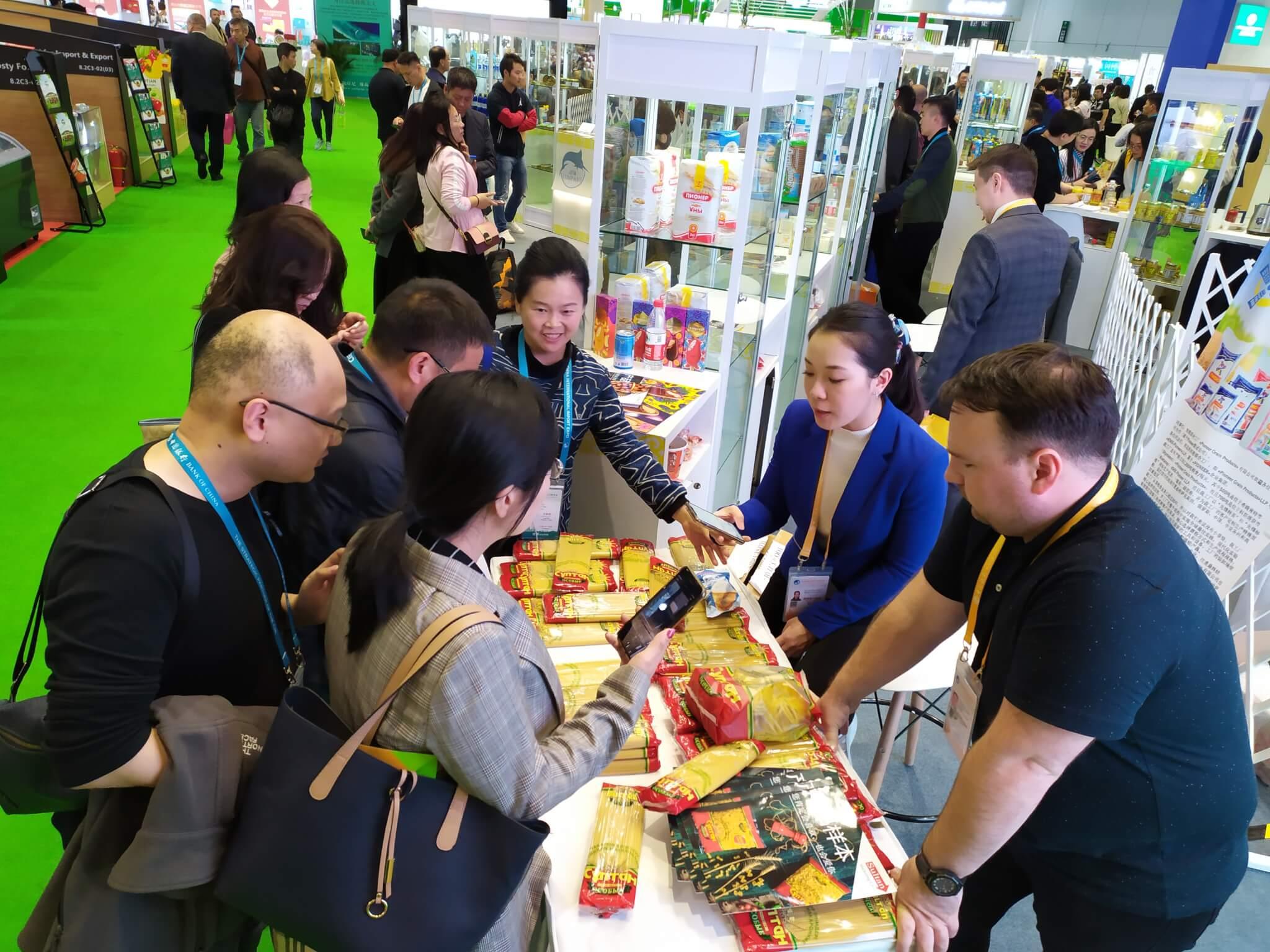 2-я Международная китайская выставка импортных товаров и услуг 5-10 ноября 2019 года